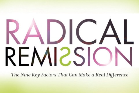 Radical Remission dr. Kelly Turner