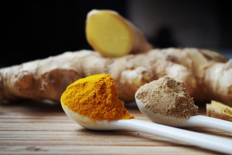 golden milk turmeric and ginger power